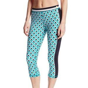 3/$30 Trina Turk Leggins Mermaid Print